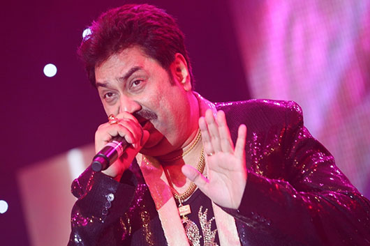 Performance by Kumar Sanu