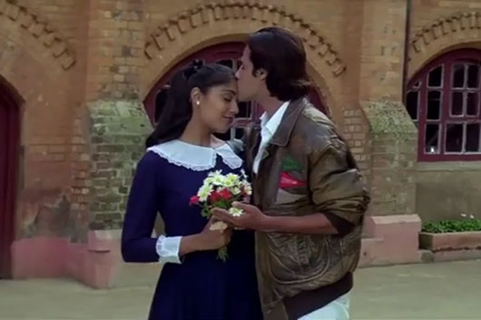 Rahul Roy and Anu Aggarwal from Aashiqui