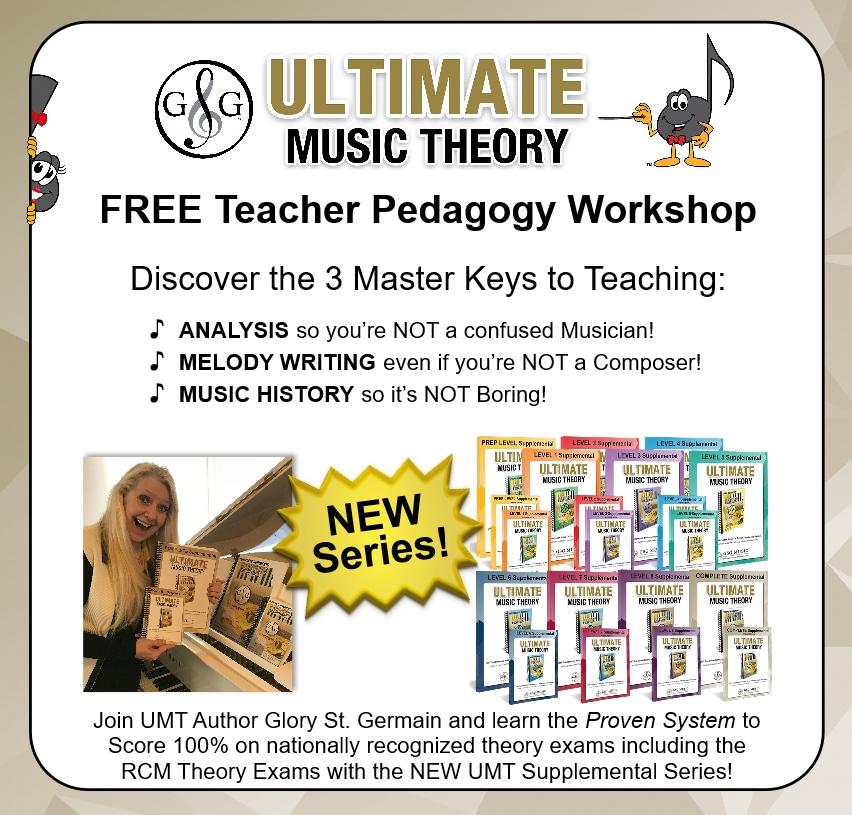FREE Teacher Pedagogy Workshop