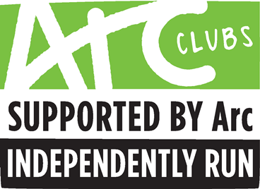 Supported by Arc - independently run
