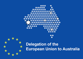 EU Delegation to Australia (Logo 1)