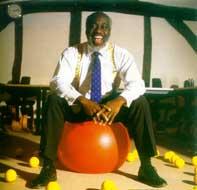 Prof Eddie Obeng