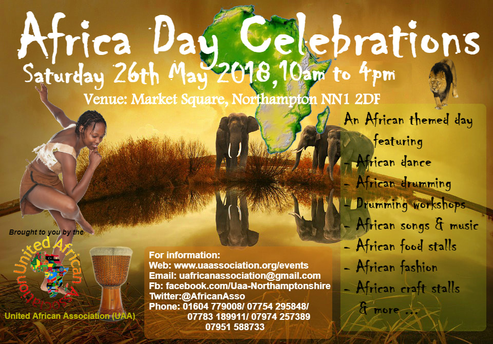 Africa day celebrations 2018