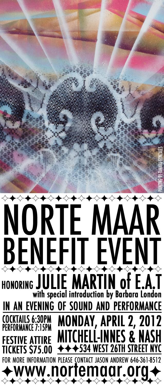 Norte Maar, Benefit