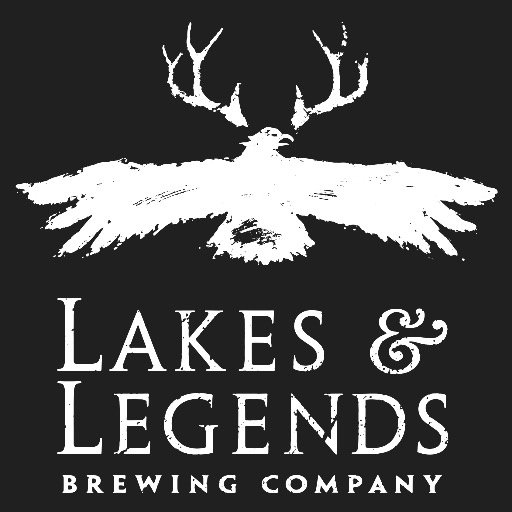 Lake and Legends Brewing Co Logo