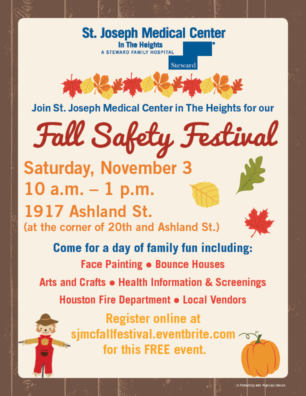 Heights Fall Safety Festival