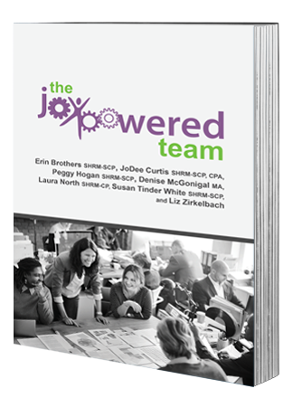Cover of The JoyPowered Team