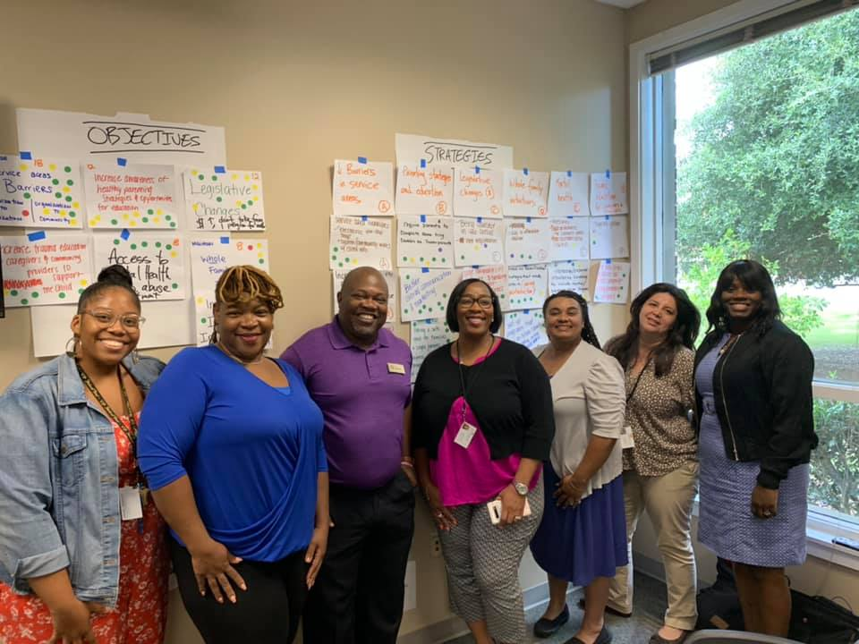 Georgia Family Support Network Planning Meeting