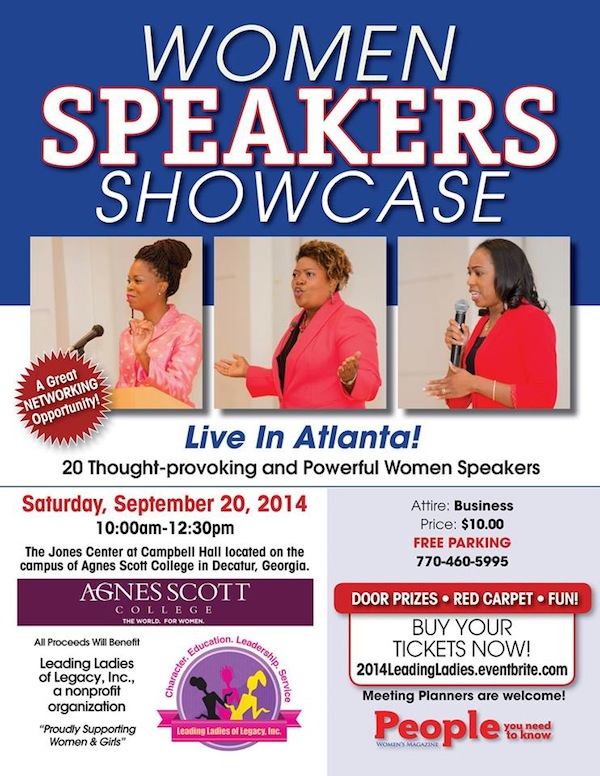 Women Speakers Showcase