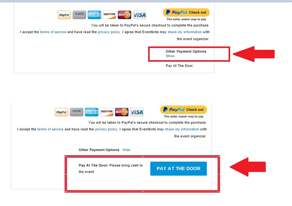 Payment Instructions