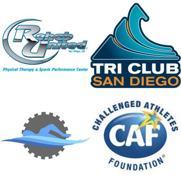 San Diego Triathlon Series Kickoff Party Partners