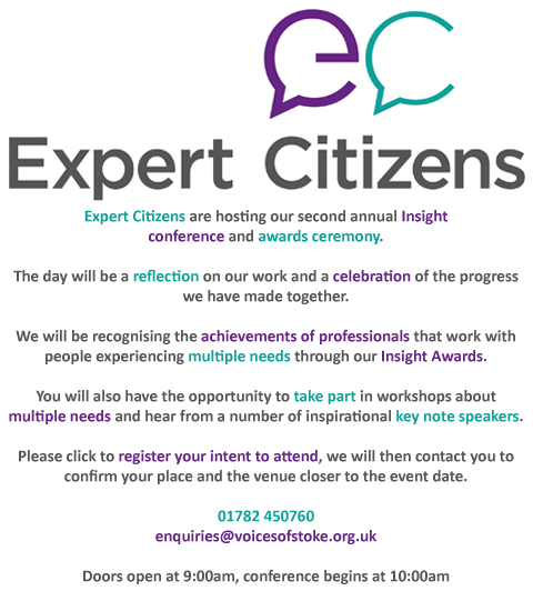 Expert Citizens Insight Conference and Awards Ceremony