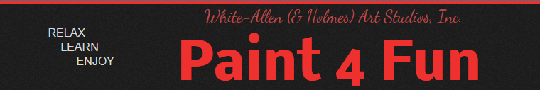 Paint-for-Fun event sponsor