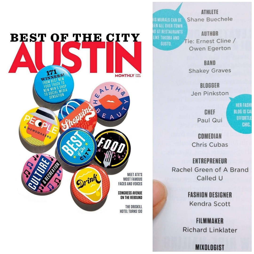 Austin Monthly 2016 Entrepreneur of the Year