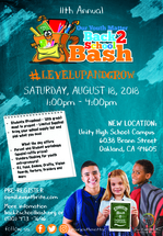 11th Back to School Flyer