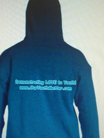 OYM hoodie back pic