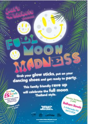 Full Moon Madness poster