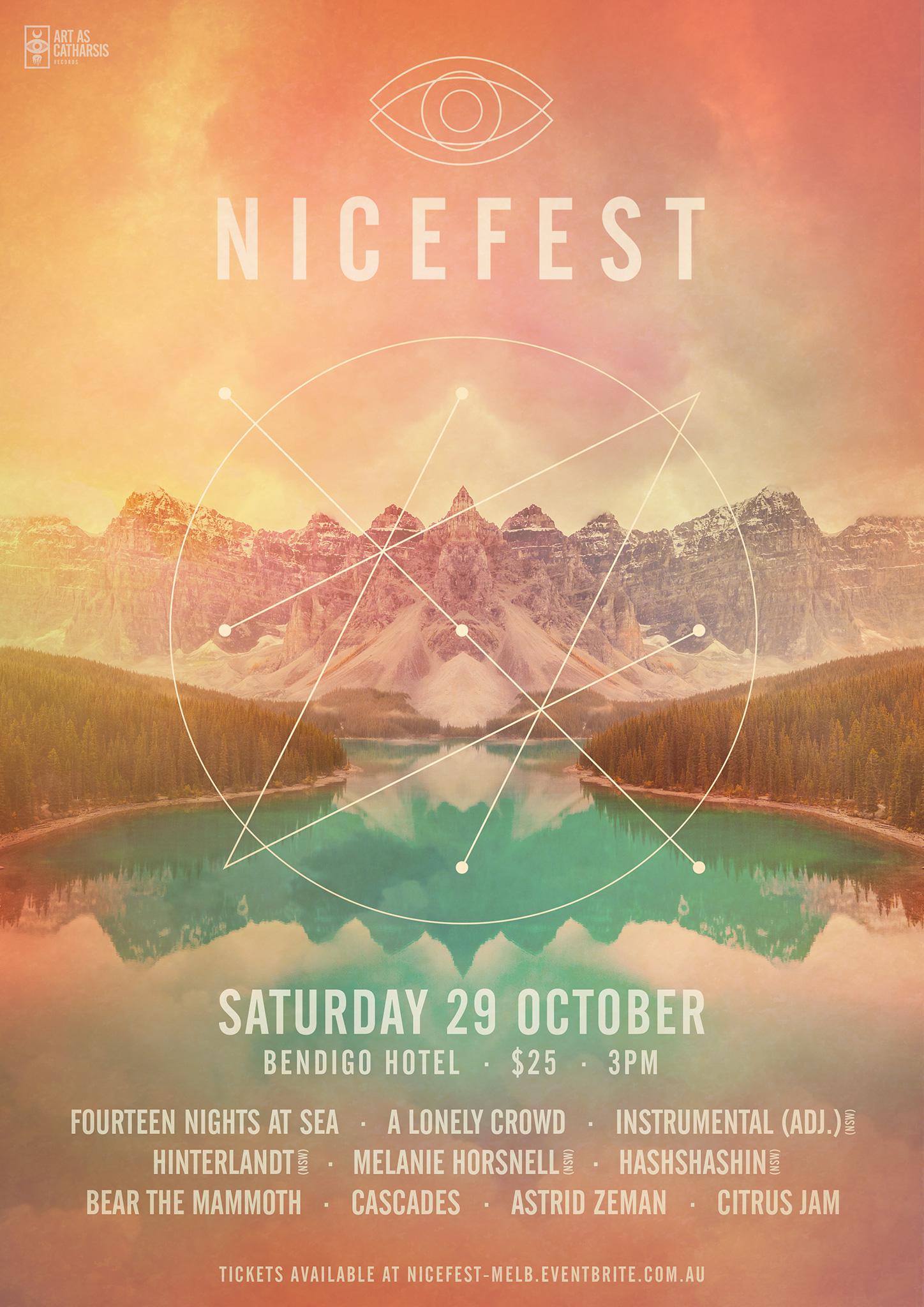 NICEFEST 2016: Melbourne