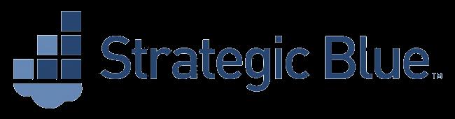 strategic blue