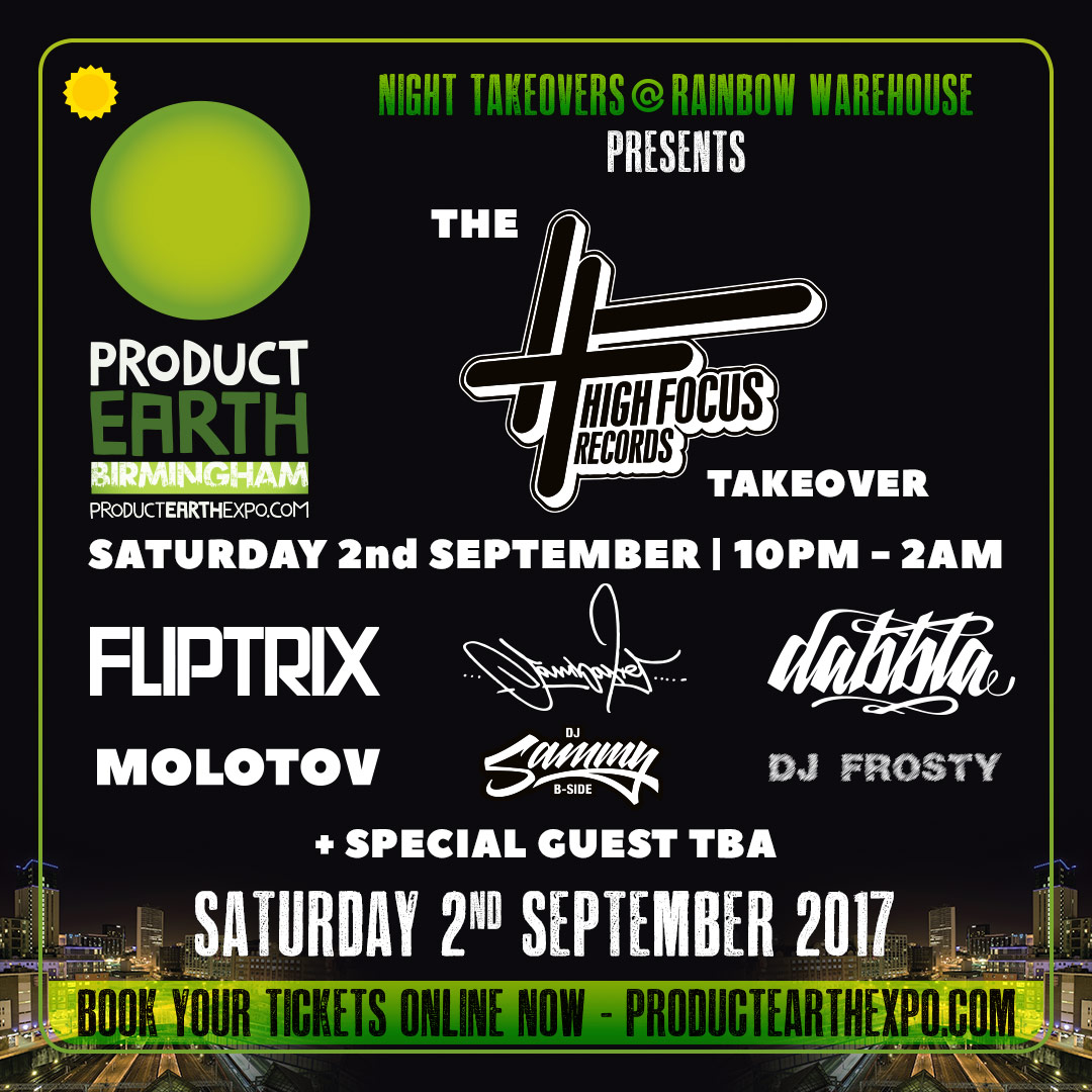 Product Earth Expo 2017 - Saturday Music Times