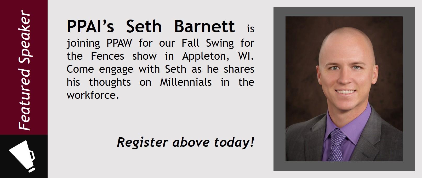 Seth Barnett PPAI
