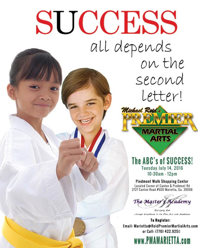 ABC's Of Success Home School Workshop