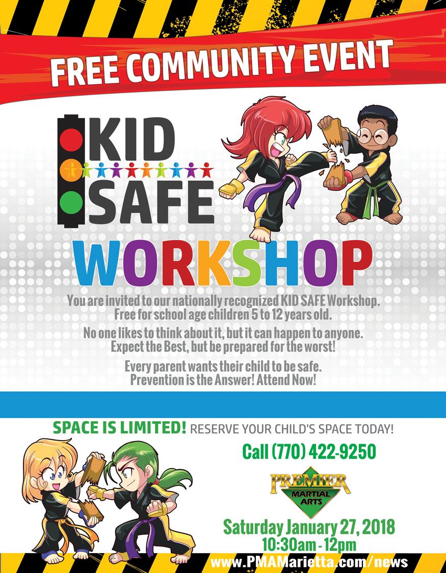 Kid Safe January 27, 2018