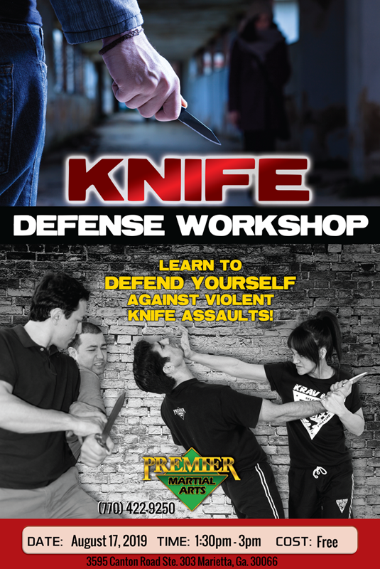 Knife Defense Workshop