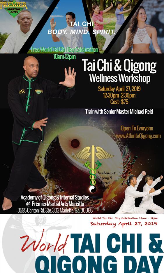 World Tai Chi Day Celebration & Workshop