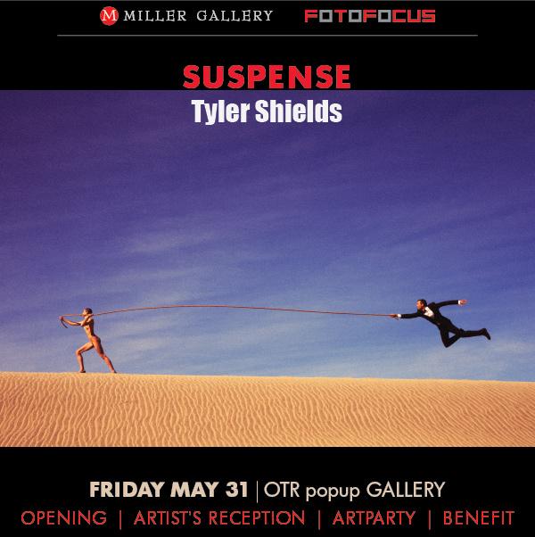Tyler Shields: Suspense