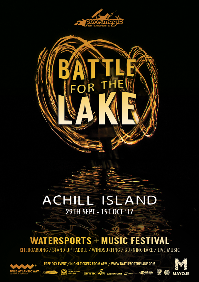 Battle for the lake 2017