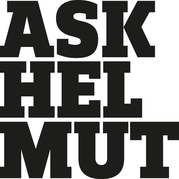 Ask Helmut Logo