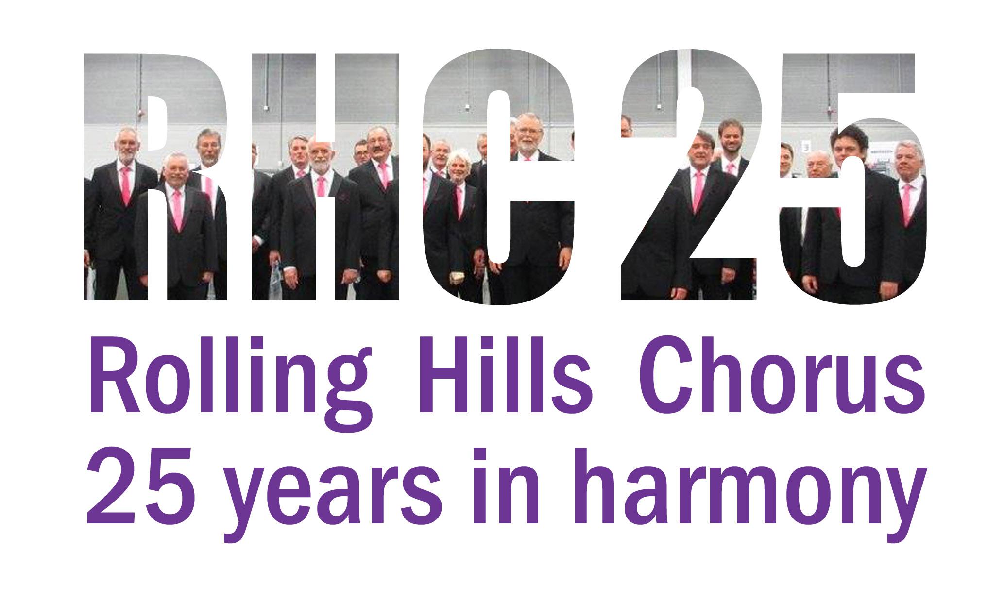 RHC 25 years in Harmony
