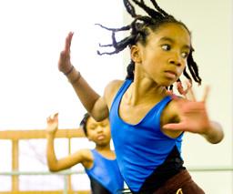 Children's Dance & Drum Program - Photo by Nzegwhua Anderson