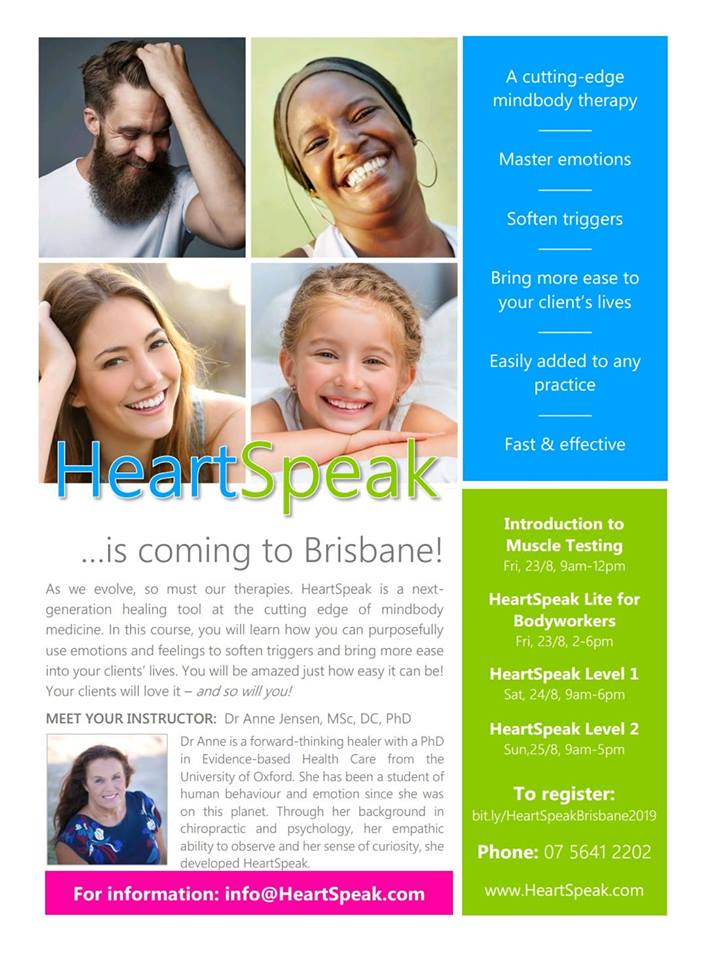 Brisbane 2019 Flyer