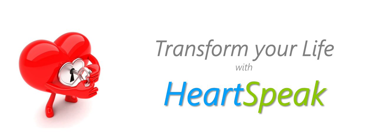 Transform Your Life with HeartSpeak