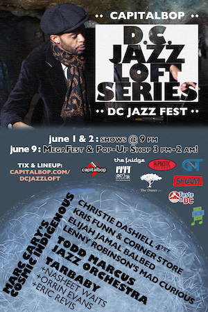 DC Jazz Loft Series