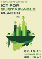 ICT for sustainable places