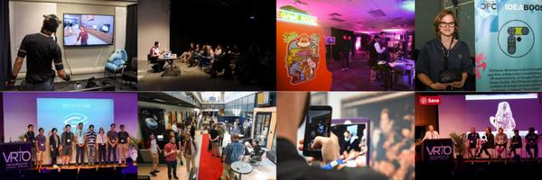 VRTO - Attendees enjoy VRTO 2017