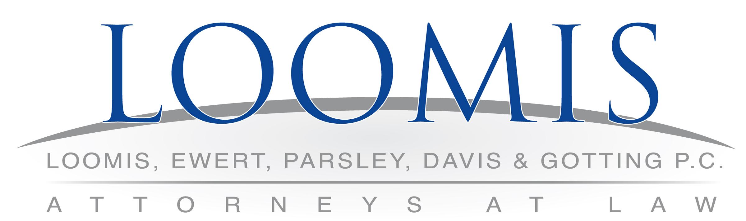Loomis, Ewert, Parsley, Davis & Gotting, P.C. Logo