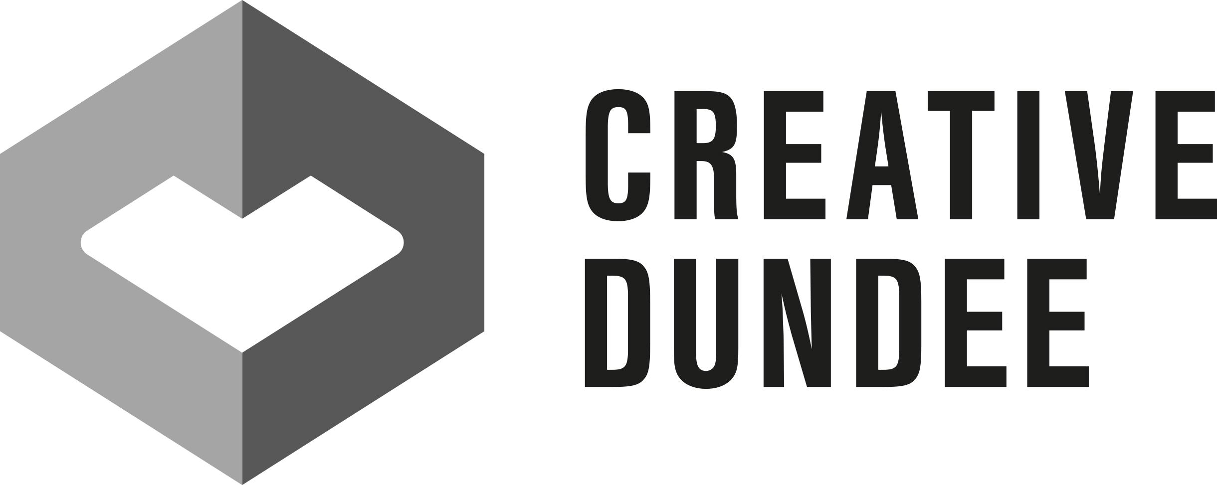 Creative Dundee logo