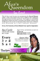 Afua's Queendom: Spa Event