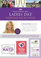 Ladies Day @ Warwick Racecourse