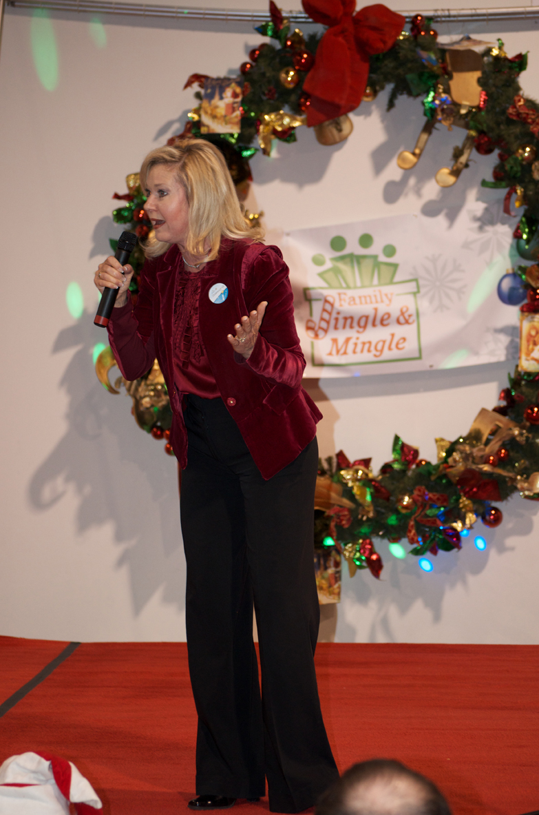 2014 Family Jingle & Mingle Christmas Party Mississauga