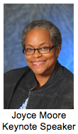 Keynote Speaker Joyce Moore