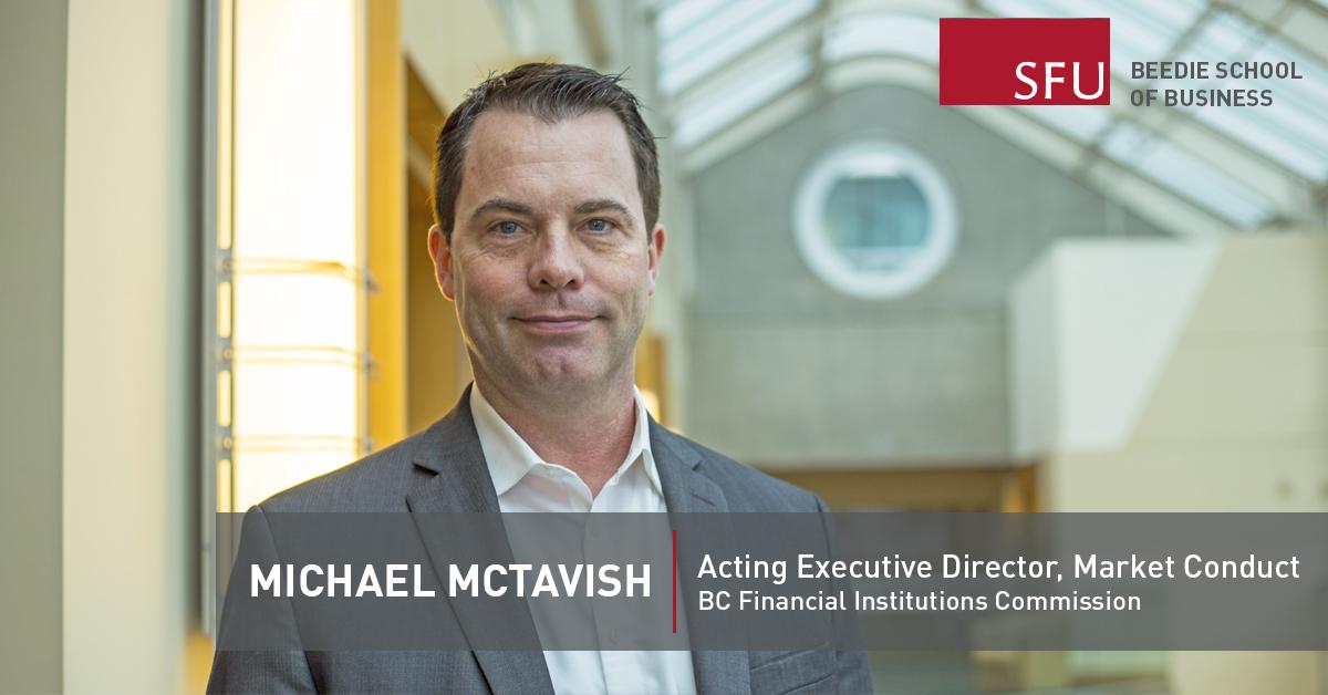 Michael McTavish