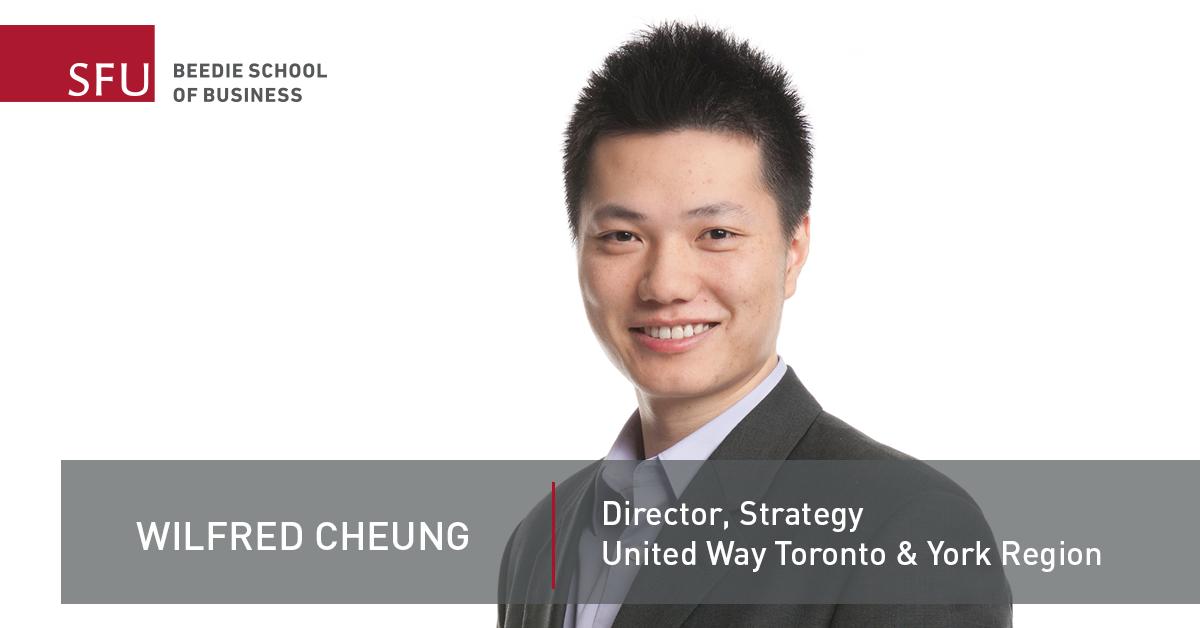 Wilfred Cheung - GDBA Graduate