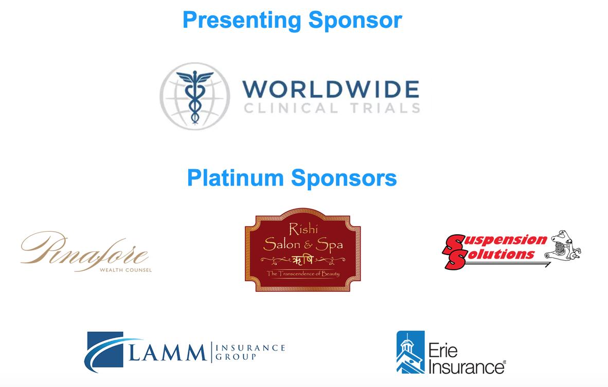 HIA 2018 Sponsors