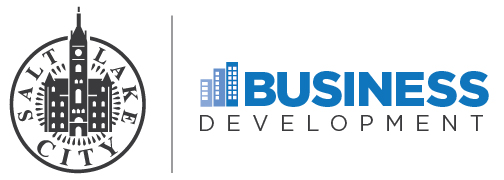 Salt Lake City Econ Development logo