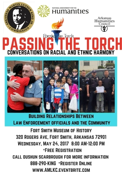 Building Relationships between Law Enforcement Officials and the Community